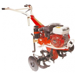 MOTOCULTOR MOD. 1000-87 GP160 163cc, 4 velocidades adelante