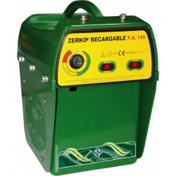 Zerko Recargable c/batería 12V. 18 Ah y  cargador ---- 9