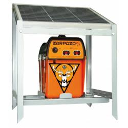 Zarpazo 12 voltios solar (batería no incluida) ---- 12