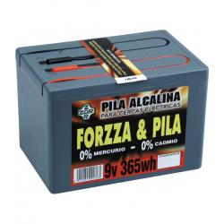 Pila forzza  9 V. 365 Wh ---- 24