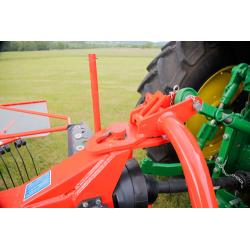 Hilerador Hierba Supendido para tractor GA 3801 GM Kuhn