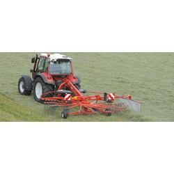Hilerador Hierba Supendido para tractor GA 5031 Kuhn