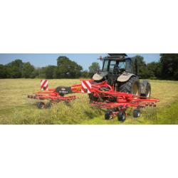 Hilerador Hierba Supendido para tractor GA 6501 P Kuhn