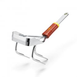 Escarificador extirpador 10 cm 3 púas + cuchilla IEM Wolf